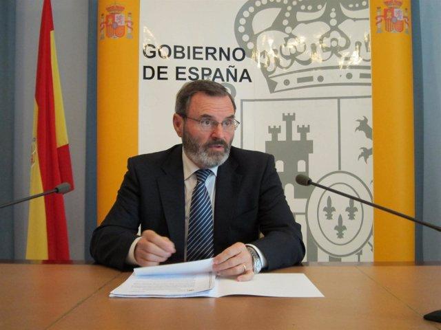 El subdelegado del Gobierno en Jaén hoy
