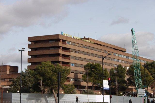 HOSPITAL GENERAL UNIVERSITARIO , ALBACETE