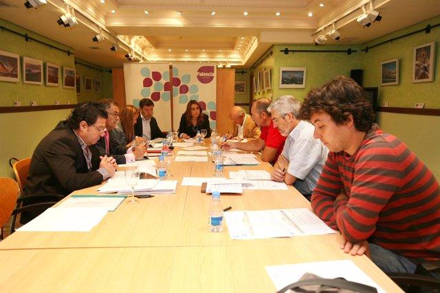 Integrantes del Consejo Rector del Patronato de Turismo.