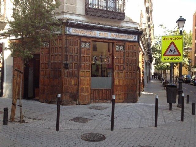 Cien montaditos Chueca, bar, taberna