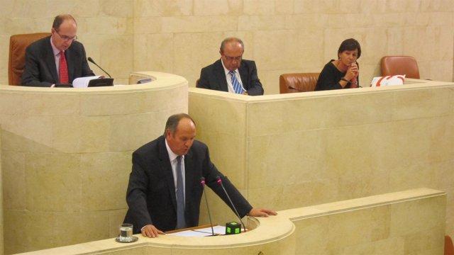Parlamento Cantabria Ley del Suelo