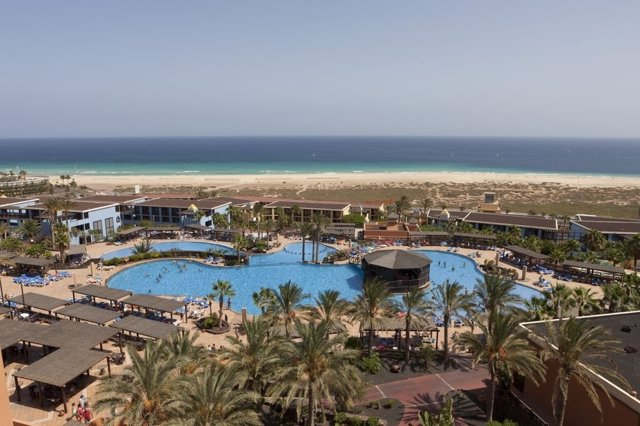 Hotel de Hoteles Barceló en Fuerteventura
