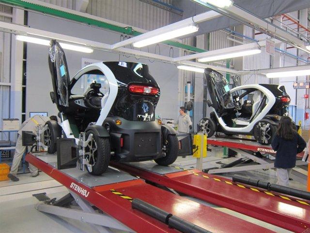 Renault Valladolid (Twizy)