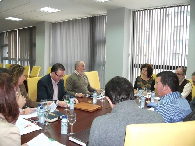 La delegada territorial de Fomento en Huelva, María Villaverde.