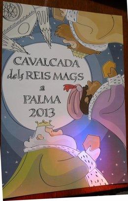 Cartel Cabalgata Reyes 2013