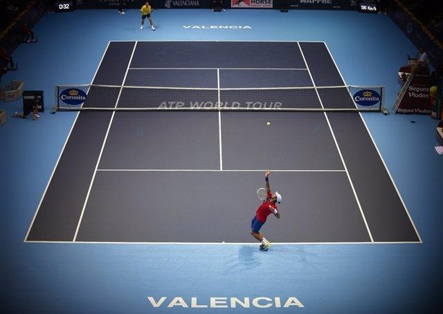Fernando Verdasco Tommy Robredo Valencia Open 500