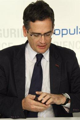 Basagoiti en el comité ejecutivo del PP