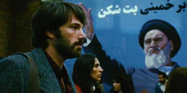 Ben Affleck En Argo