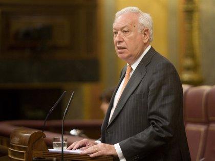 UE/Iberoam.- Margallo alerta de que la UE no puede permitirse perder pie en América Latina
