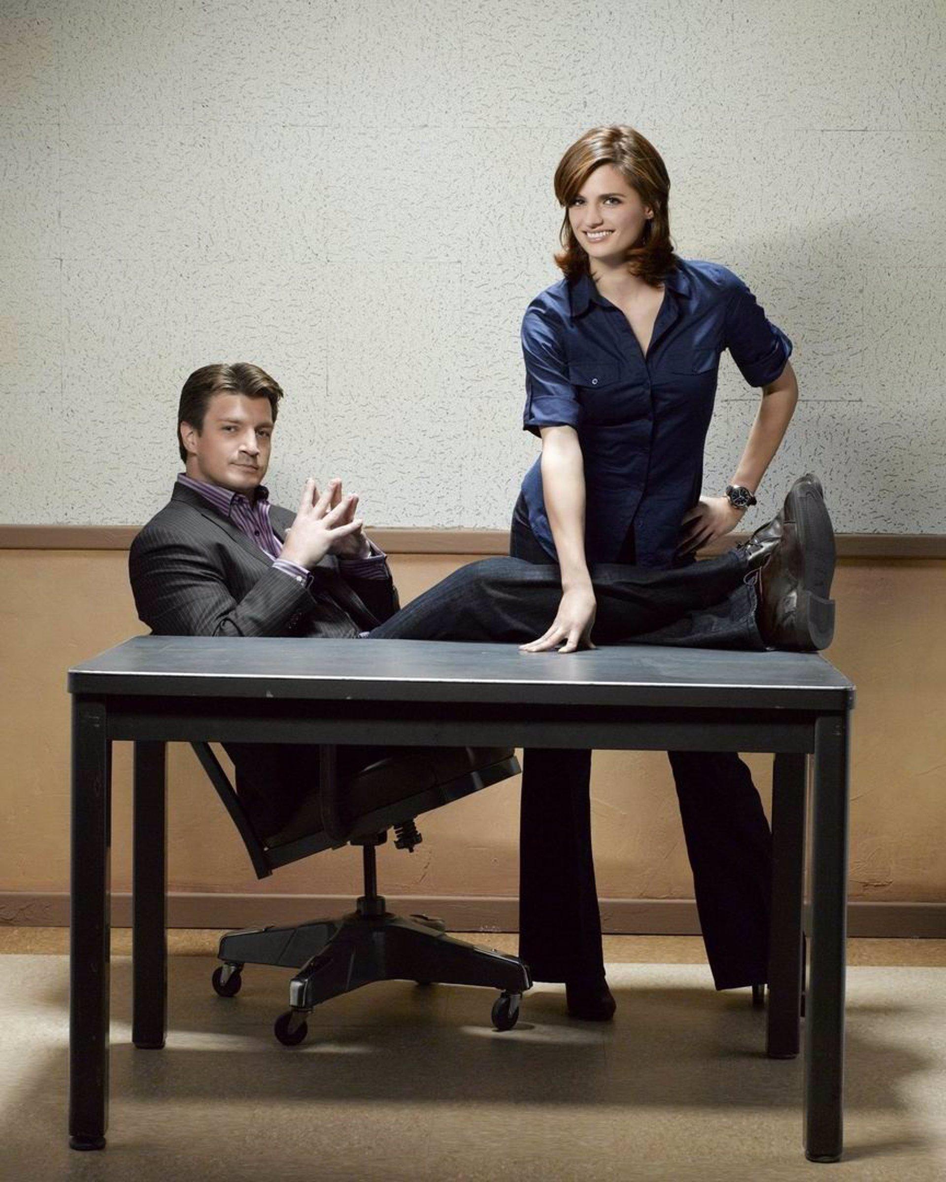 El desenlace de la cuarta temporada de \'Castle\', en Cuatro