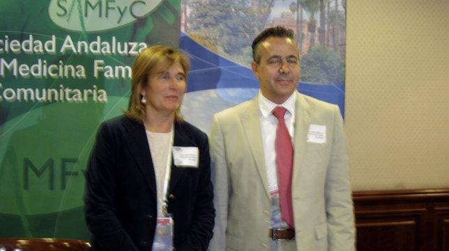 Paloma Porras y Juan de Dios Alcántara