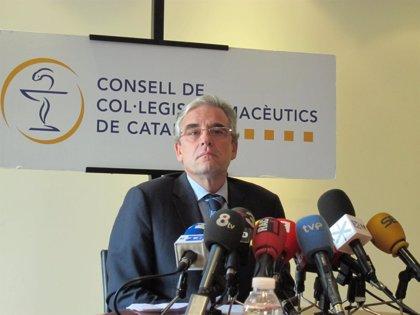 Los farmacéuticos catalanes mantienen el cierre de este jueves y dan por hecho más impagos