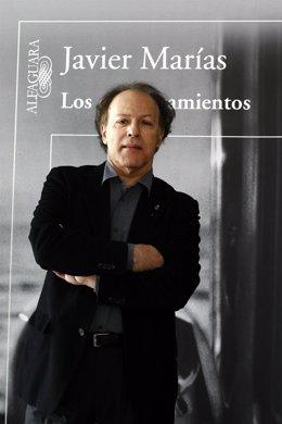 Javier Marías presenta Los enamoramientos