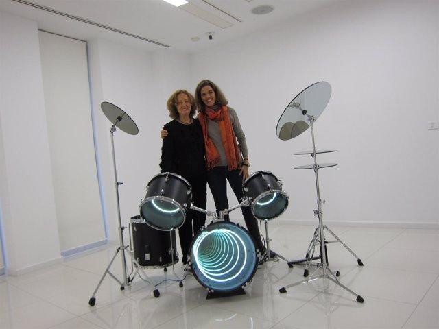 Rosina Gómez-Baeza Y Lucía Ybarra, Directoras De Forosur_Cáceres 2012