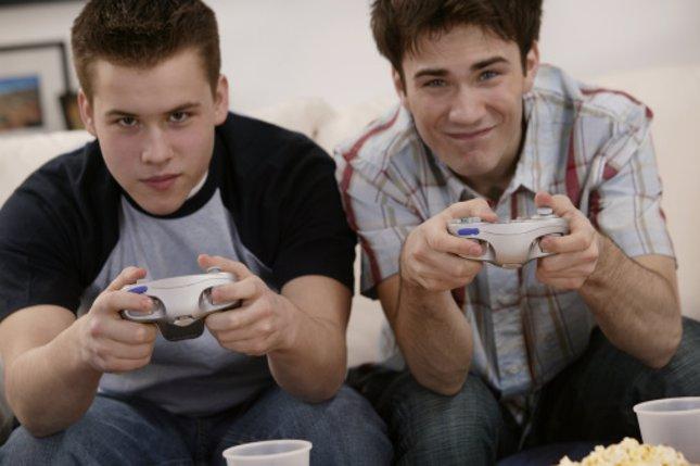Los videojuegos y los adolescentes