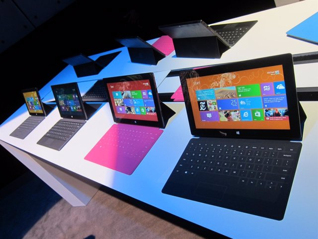 Tablets Microsoft Surface