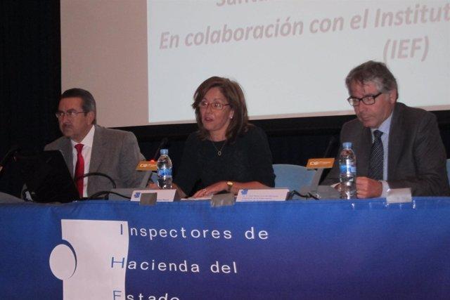 Beatriz Viana, directora general de la AEAT