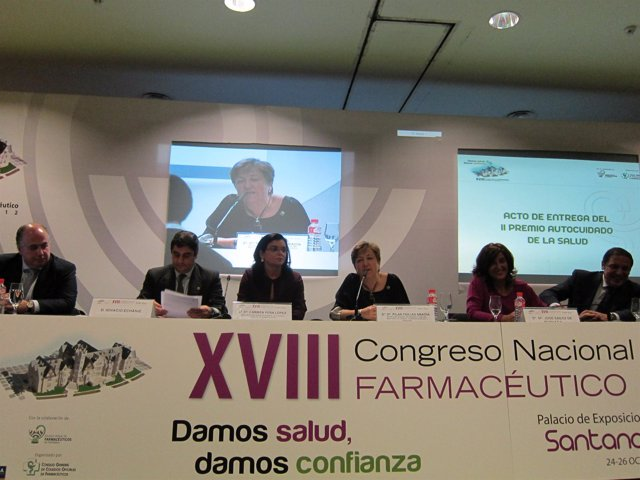 Congreso Farmacéutico