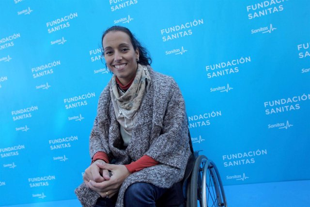 Teresa Perales Semana Deporte Inclusivo
