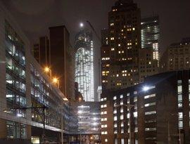 Wall Street cierra también este martes por el huracán Sandy
