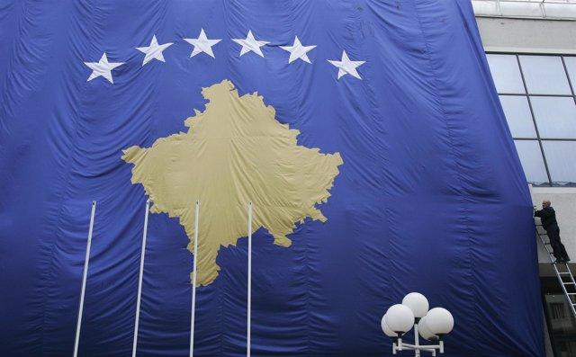 Bandera Nacional De Kosovo