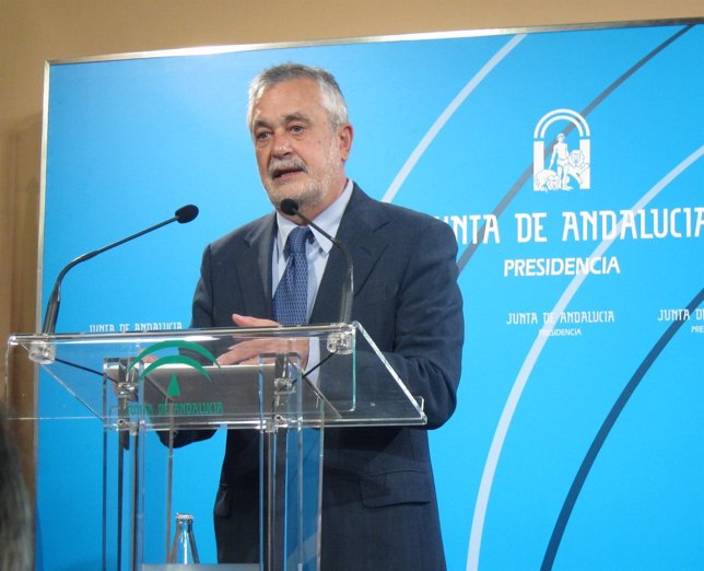 José Antonuio Griñán