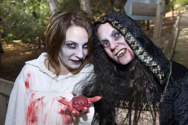 Halloween en Sendaviva.