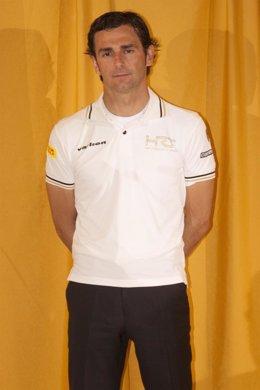Pedro Martinez De La Rosa HRT