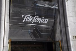 Los títulos de la filial alemana de Telefónica suben casi un 3%