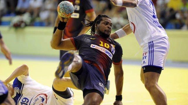 Sorhaindo, del Barcelona Intersport