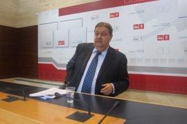 PSOE avisa que enmendará a la totalidad si la nueva Ley de Tasas no se somete a información pública