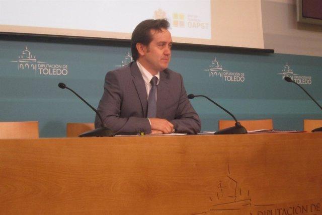 Predidente del OAPGT, Juan José Hidalgo
