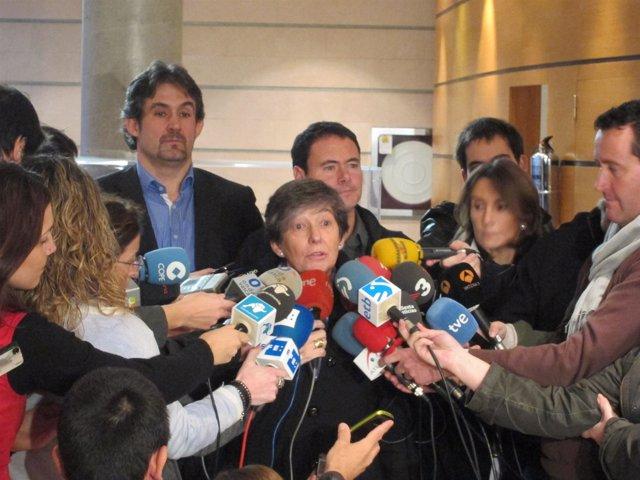 Comisión negociadora de EH Bildu