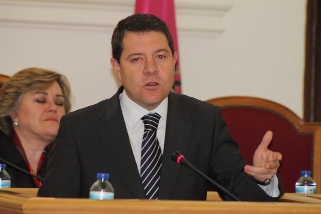 Alberto García Page, Alcalde de Toledo,