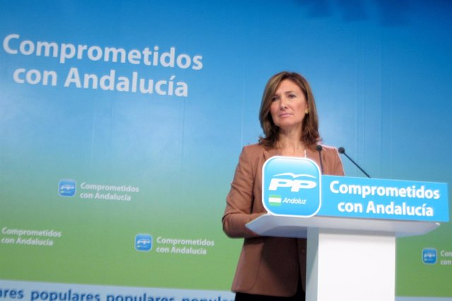 Alicia Martínez (PP-A)