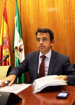 Pablo Carrasco, hoy en comisión parlamentaria