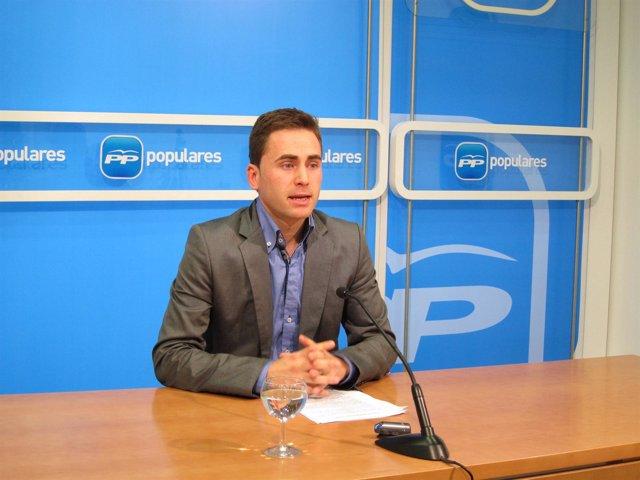 Daniel Osés, senador del PP de La Rioja