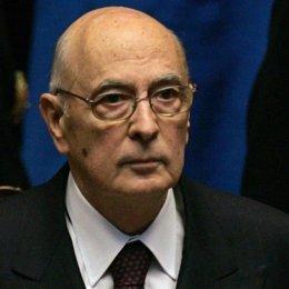 presidente italia giorgio napolitano