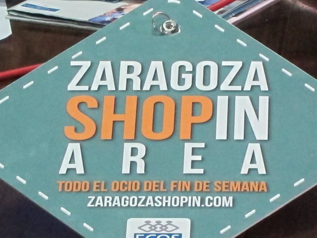 Campaña de ECOS Zaragoza Shopin Area