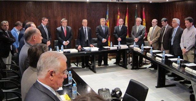 Imagen de la Junta de Gobierno de la CHS