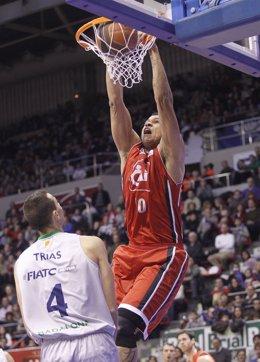 Hettsheimeir, CAI Zaragoza - FIATC Mutua Joventut (Baloncesto)