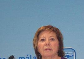 """El PP critica que las enmiendas del PSOE de Málaga """"demuestran poca solidaridad y desapego con la realidad"""""""