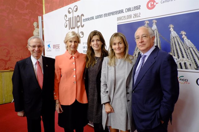 Miquel Valls, Mar Raventós, Susana Monje, CheloTonijuan y Joan Maria Nin