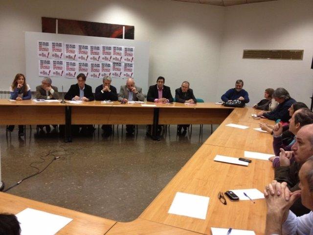 Cumbre sindical/ Cedida por UGT Madrid