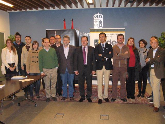 Javier Ureña y 15 bodegas que van a China