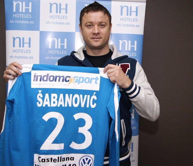 Adnan Sabanovic atlético de madrid balonmano