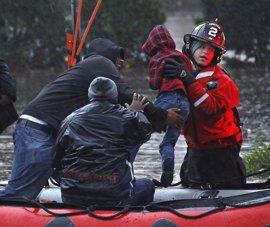 Obama declara zona de desastre los estados de Nueva York y Nueva Jersey