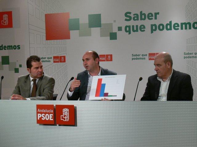 El secretario de Política Municipal del PSOE-A, Francisco Conejo.