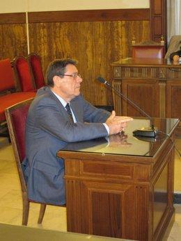 Hernández Mateo Durante El Juicio En El TSJCV