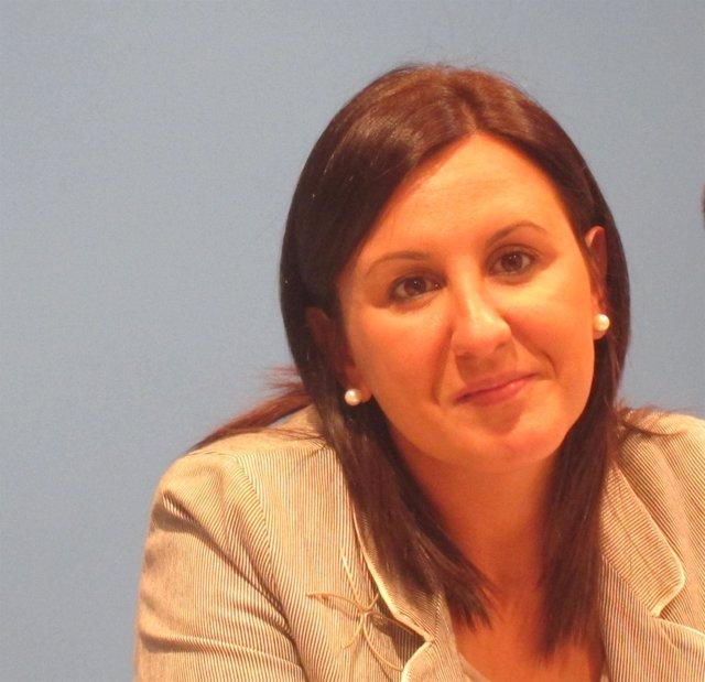 La Consellera De Educación, María José Català
